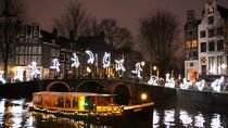 Amsterdam Light Festival Watercolours Cruise door Dutch Authentic Boat, Amsterdam, Dagcruises