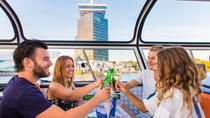 Amsterdam Pizza Cruise by Night with Unlimited Drinks, Amsterdam, Dinner Cruises