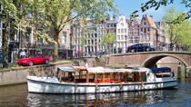 Amsterdam Saloon Boat Sightseeing Cruise, アムステルダム