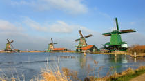 Amsterdam Shore Excursion: Zaanse Schans Windmills, Marken and Volendam Half-Day Trip, Amsterdam