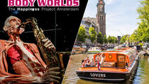 Amsterdam Super Saver: Body Worlds Skip-the-Line Entrance plus Canal Cruise, Amsterdam, Super Savers