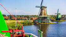 Amsterdam Super Saver: Bruges Day Trip plus Zaanse Schans Windmills, Marken and Volendam Half-Day Trip