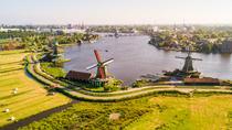 Amsterdam Super Saver: City Walking Tour plus Zaanse Schans Windmills, Marken and Volendam Half-Day...