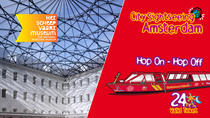 Amsterdam Super Saver: National Maritime Museum & City Sightseeing Hop-On Hop-Off Boat, Amsterdam,...