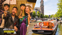 Amsterdam Super Saver: Ripley's Believe It or Not and 1-Hour Canal Cruise, Amsterdam, Attraction ...