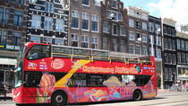 City Sightseeing Amsterdam Hop-On Hop-Off Bus with Optional Hop-On Hop-Off Boat, Amsterdam, Market ...