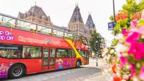 City Sightseeing Amsterdam Hop-On Hop-Off Tour with Boat Option, Amsterdam, Cultural Tours