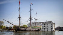 Skip-the-Line Ticket National Maritime Museum & City Sightseeing Amsterdam 24-Hr Hop-On Hop-Off...