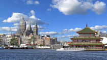 Tour combinato di Amsterdam: tour hop-on hop-off e biglietto d'ingresso per la mostra Body Worlds, ...