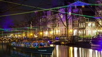 Water Colors Canal Cruise of the Amsterdam Light Festival, Amsterdam, Night Cruises