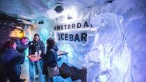 XtraCold Icebar Fast-Track Ticket & City Sightseeing Amsterdam 24-Hr Hop-On Hop-Off Boat,...
