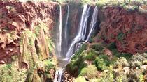 Excursions privée d'une journée: les cascades d'Ouzoud et Imi n'Ifri au départ de Marrakech, Marrakech, Private Sightseeing Tours