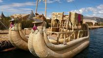 Half-Day Tour to Uros Floating Islands from Puno, Puno, Kayaking & Canoeing