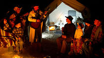 Western Ranch Overnight Experience: Hütte oder Camp Out, Las Vegas, Multi-day Tours