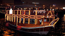 Dhow Cruise Creek Trip with Dinner and Live Shows in Dubai, Dubai, Dhow Cruises