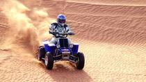 Dune Bashing with Quad Bike and Sand Boarding, Dubai, 4WD, ATV & Off-Road Tours