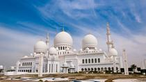 Grand Mosque and Ferrari World Tour From Dubai, Dubai, Full-day Tours