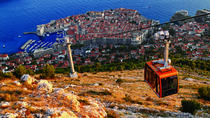 Dubrovnik Cable Car Round-Trip Ticket, Dubrovnik, null