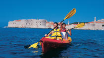 Dubrovnik Super Saver: Old Town Walking Tour plus Sea Kayak and Snorkeling, Dubrovnik