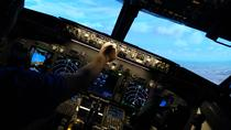 Private Airliner Flight Simulator Experience in Peterborough, Peterborough