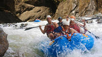 Half-Day Small-Group Class 3 Naranjo River Rafting with Lunch, Quepos, White Water Rafting