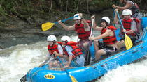 Naranjo River Rafting Class III IV - From Jaco, Playa Hermosa, White Water Rafting