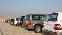 Desert Safari with Overnight Camping from Doha, Doha, Overnight Tours