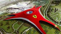 Abu Dhabi City Tour with Ferrari World and Grand Mosque from Dubai, Dubai, City Tours