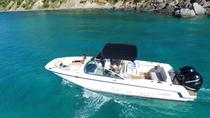 Anguilla Barca privata charter giornata intera su un Boston Whaler 270, Grand Case