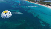 Private Snorkeling and Parasailing Package from Philipsburg, St Maarten, Private Sightseeing Tours
