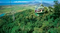 Heldagstur fra Cairns til Rainforest Cableway  - en svævebane, der glider lydløst hen over regnskovens tag., Cairns & Tropical North, Heldagsture