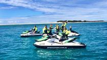 Gold Coast Jet Ski Safari with Optional Stradbroke Island Upgrade, Gold Coast, Waterskiing &...