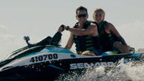 Gold Coast Jet Ski Safari with Optional Stradbroke Island Upgrade, Gold Coast, Waterskiing & ...