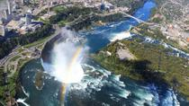 Niagara Falls Grand Helicopter Tour, ナイアガラの滝と周辺