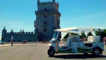Belém and the Golden Age by E-Tuk Tuk, Lisbon, Tuk Tuk Tours