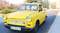 Communism Tour in a Genuine Trabant Automobile from Krakow, Krakow, City Tours