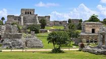 (4x1) Tulum, Coba, Cenote and Playa del carmen in a full day tour, Cancun, Full-day Tours