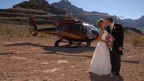 Huwelijksceremonie in de Grand Canyon per helikopter, Las Vegas, Wedding Packages