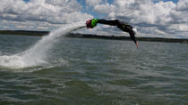 40-Minute Alberta Flyboard Experience for Two, Alberta