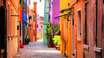 Murano and Burano Islands Semi-Independent Tour, Venice, Self-guided Tours & Rentals