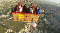 Sunrise Balloon Ride with Underground city Tour, Goreme, Balloon Rides