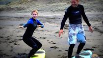 Private Tour: Full-Day Surf Lesson and Lunch at Piha Beach from Auckland, Auckland