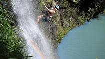 Rappel Maui Waterfalls and Rainforest Cliffs, Maui, Hiking & Camping