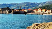 Minibus Transfer Podgorica Airport to Petrovac-Sveti Stefan-Budva for up to 15 Passengers, ...