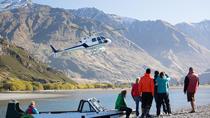 Essential Wanaka: Jet Boat - Walk - Helicopter - 4WD Safari, Wanaka, Jet Boats & Speed Boats