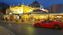 Monte Carlo By Night & Dinner at Café de Paris, Nice, Night Tours