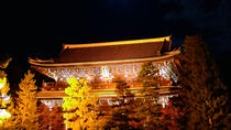 Nighttime Tour of Kyoto by Bus, Kyoto, Custom Private Tours