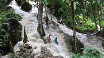 Private Chiang Mai Tour to Bua Thong Waterfalls and Ziplining, Chiang Mai, Private Sightseeing Tours