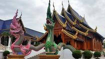 Private tour Chiang Dao cave ,Wat Tham Phabong ,Long Neck tribe , Grand Blue temple,Sticky ...