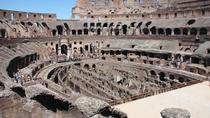 2-Hour Colosseum Express Tour with Arena Stage Visit, Rome, Cultural Tours